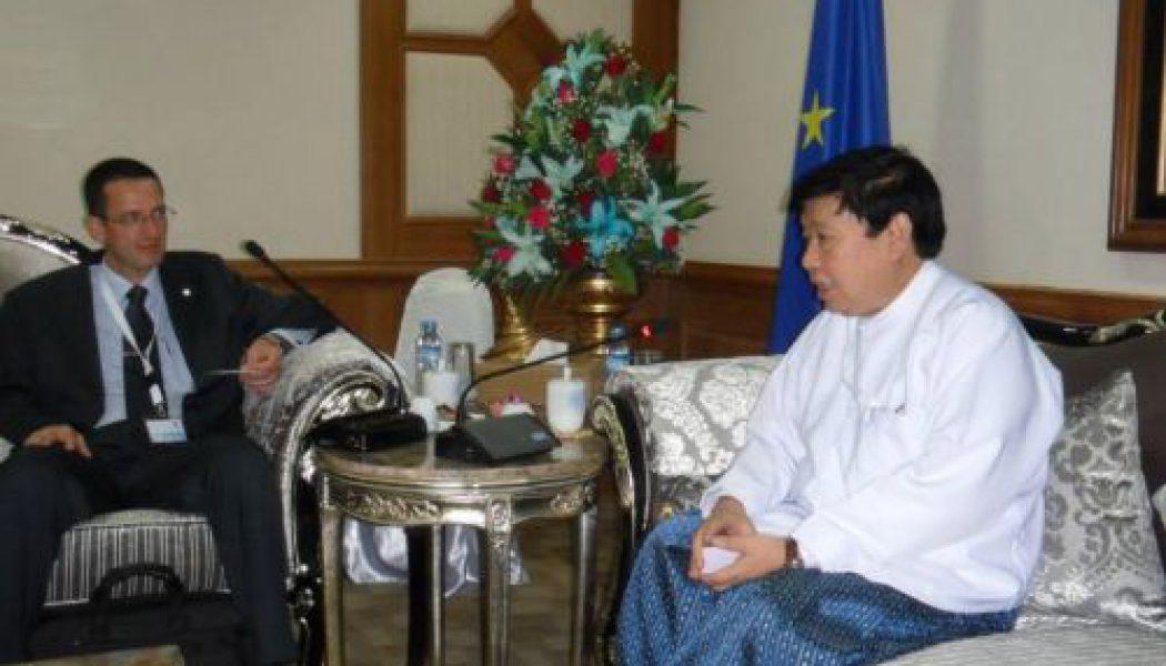 TEBA joins EBO worldwide network meets in Myanmar