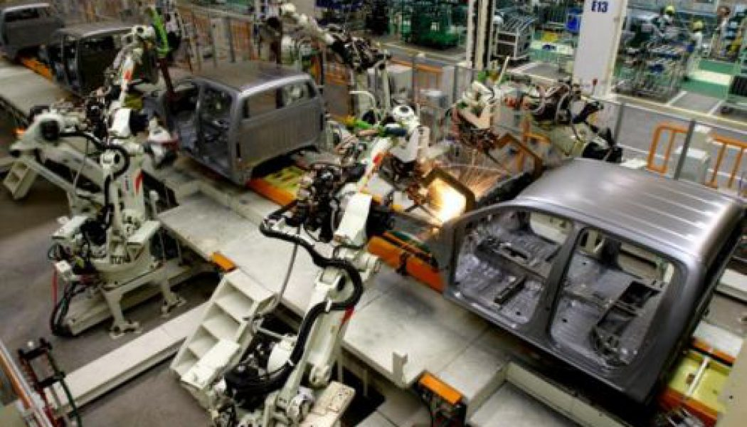 Industrial investment remains high in 2013