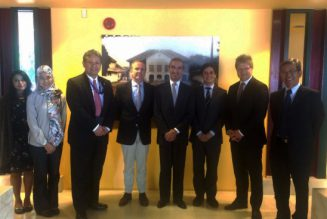 TEBA meets with the Ambassador of Portugal,  H.E. Mr. Francisco Vaz Patto