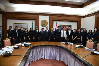 TEBA meets with the Thai Customs Department for the new Customs Alliances initiative