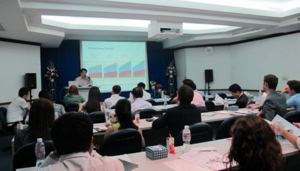 TEBA Energy Committee:   TEBA Contribute towards Thailand's Energy Masterplan