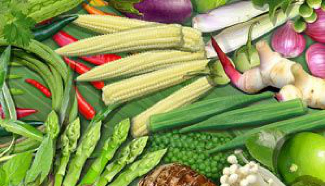 Thai Vegetable Export to the EU