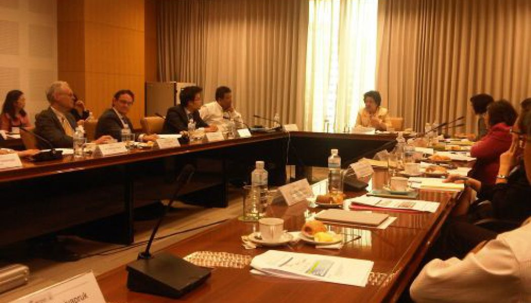 Thai-European Business Association and Board of Investment Joint committee on FDI