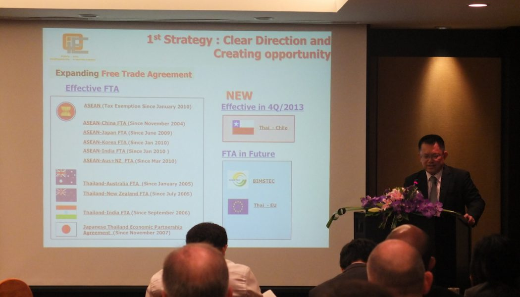 TEBA Breakfast Briefing and Automotive Working Group Meeting