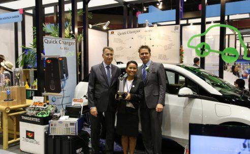 "ThaiGerTec wins the prestigious Prime Ministers Award for ""Best Digital Service"""