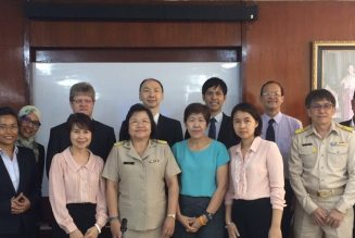 TEBA meets with the Thai Industrial Standards Institute (TISI)