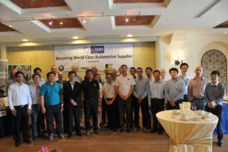 Workshop: World Class Automotive Supplier – Manufacturing