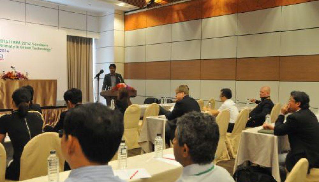 TEBA organises Thai suppliers meet Volkswagon