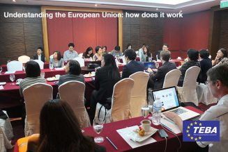 Workshop: Understanding the European Union: how does it work
