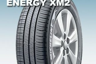 Michelin's new energy tyres promise longer life