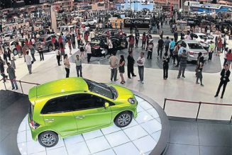 Eco-cars lead way in B90bn projects