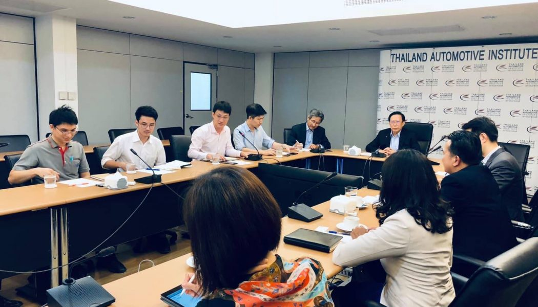 TEBA-Thai Automotive Institute (T.A.I.) on October 26th, 2018