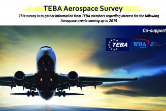 """The Path to Become a Qualified Aerospace Supplier"" 2019 Activities Pre-Registration Form"
