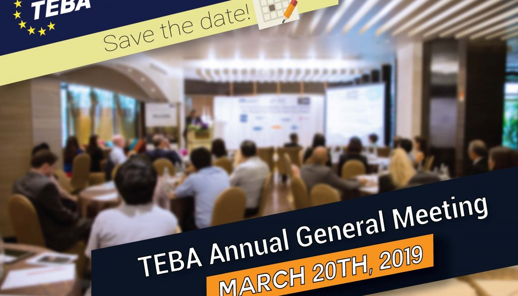 TEBA Annual General Meeting 2019