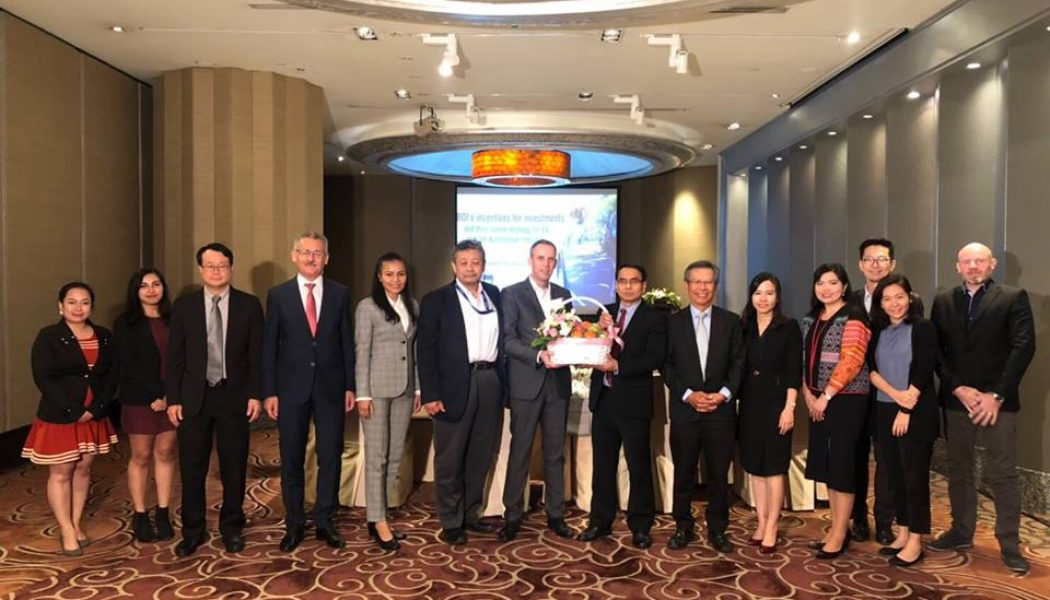 Press Release: BOI's incentives for investments and their future strategy for EV and the Automotive Industry with Khun Chokedee Kaewsang
