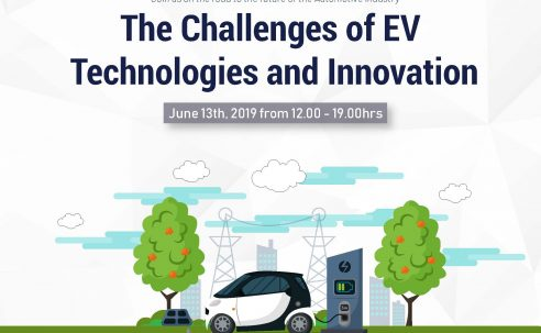 The Challenges of EV Technologies and Innovation Seminar