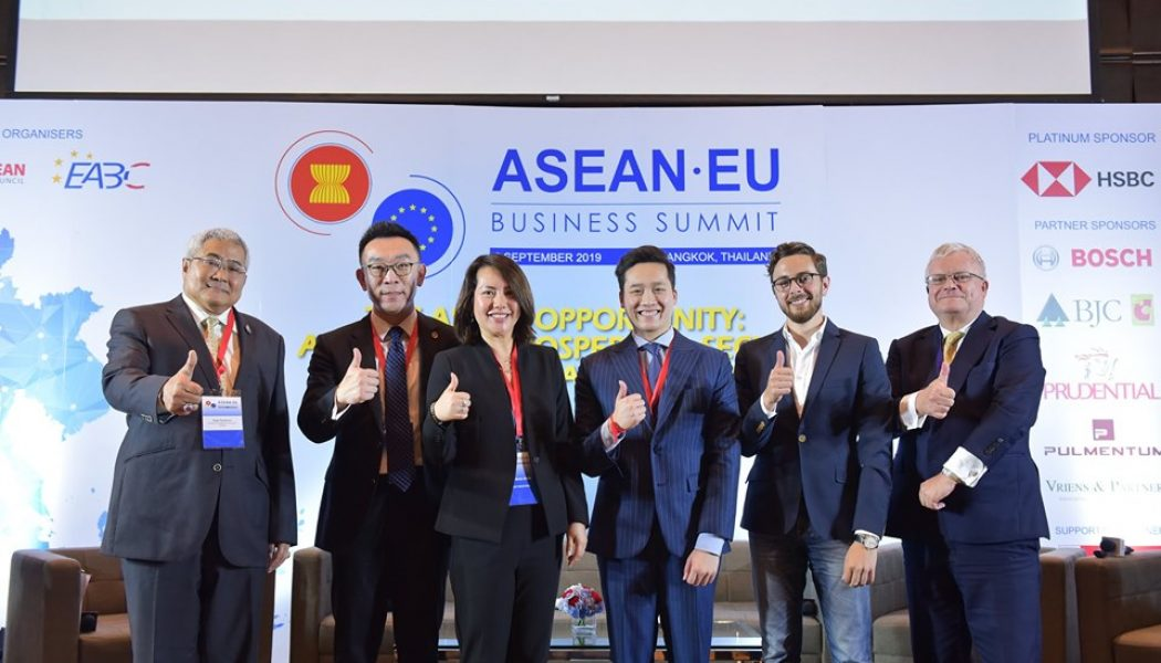 The 7th ASEAN-EU Business Summit