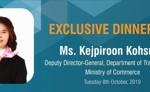 Exclusive Dinner Talk with Deputy Director-General of the DTN