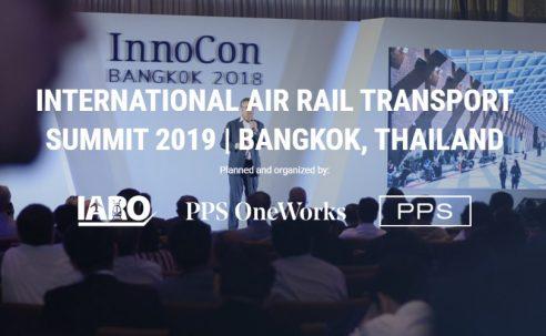 The 1st International Air Rail Transport Summit 2019