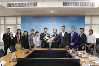 Press Release: TEBA-OIE Meeting