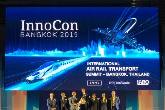 THE 1st INTERNATIONAL AIR RAIL TRANSPORT SUMMIT 2019