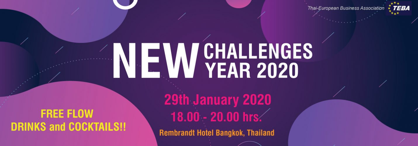 New Challenges New Year 2020