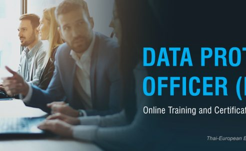 Online Training and Certification Program: Data Protection Officer (DPO)
