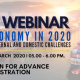 BCCT Webinar: Thai Economy in 2020 Given Many External and Domestic Challenges